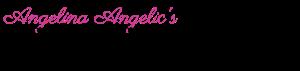 Angelina Angelic's school of burlesque Logo